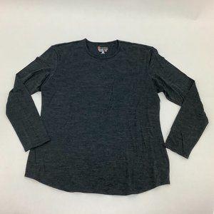 CloudVeil   Women's Long Sleeve Shirt   Dark Grey